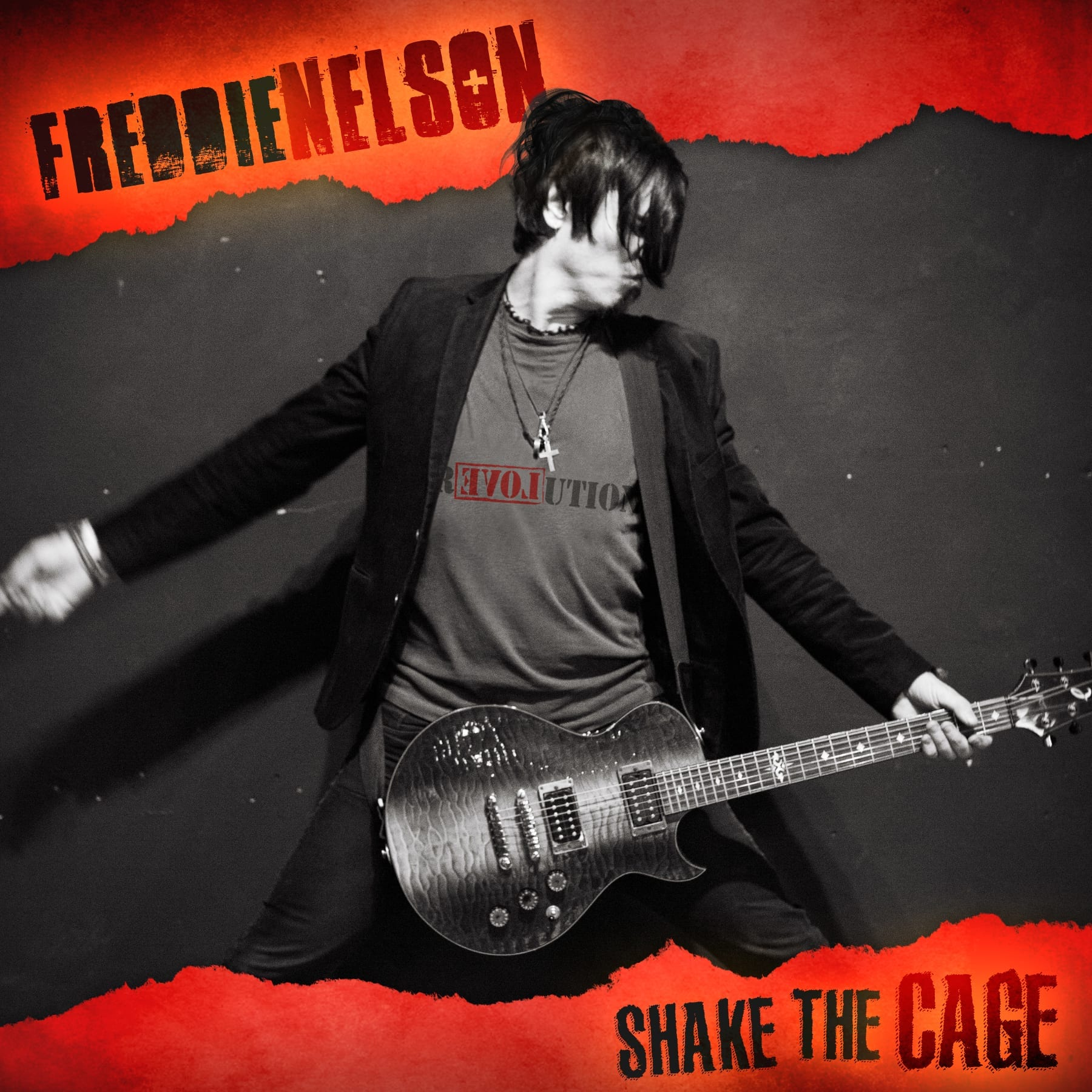 Freddie Nelson Shake The Cage